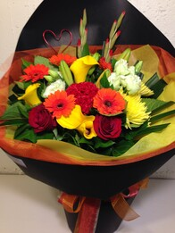 Bright Burst Bouquet
