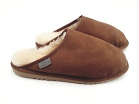 Auskin Natural SheepSkin Slippers